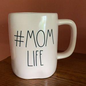 Bundle 2 for $37: #MOM LIFE RAE DUNN mug